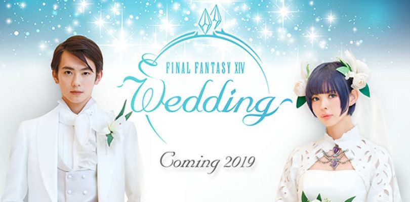 Square Enix is letting your Final Fantasy XIV wedding dreams come true
