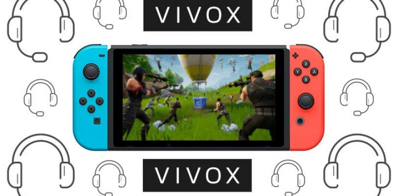 Vivox brings real voice chat to the Switch