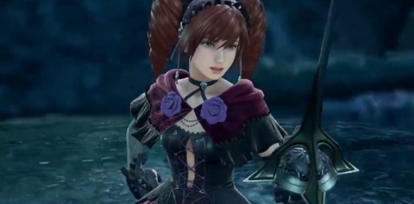 Amy stabs and strikes her way into Soulcalibur 6
