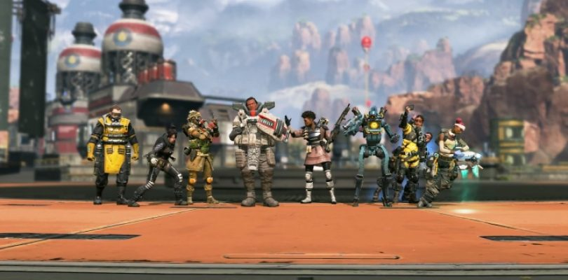 Apex Legends broke 2.5 million players in first day