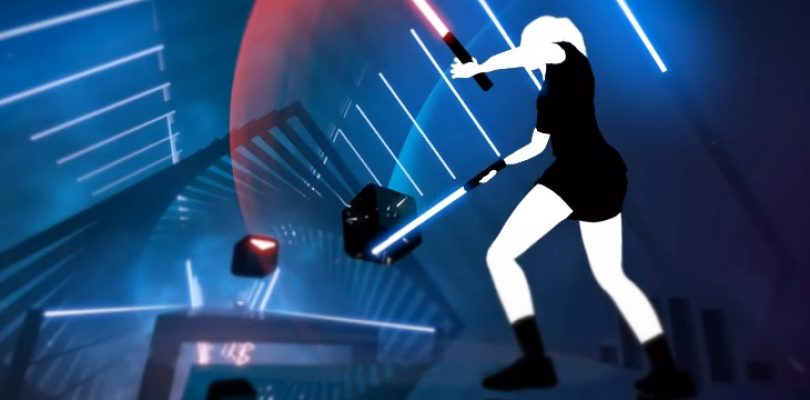 Steam VR was updated because Beat Saber players were moving at speeds that weren't 'humanly possible'