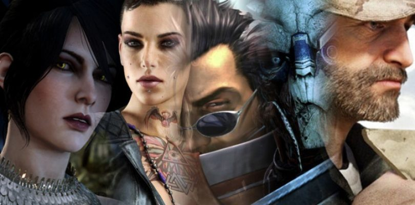 Six characters that deserve their own game