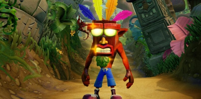 Crash Bandicoot N Sane Trilogy just broke 10 million units sold