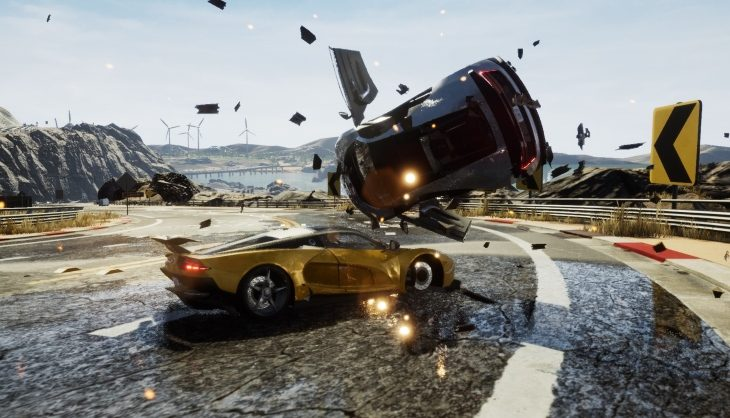 Dangerous Driving will have you wrecking the competition in April