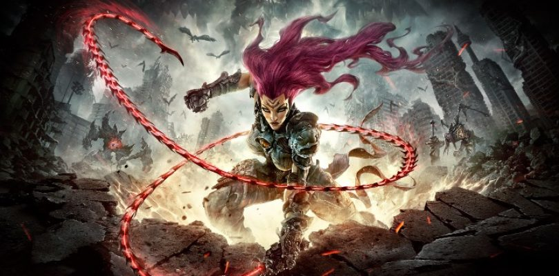 Darksiders 3 performed 'within expectations' for THQ and is still a key IP