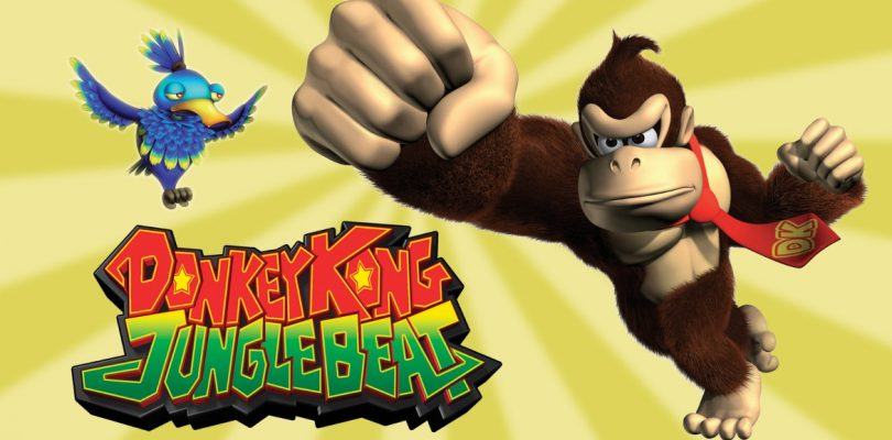 Blast from the Past: Donkey Kong Jungle Beat (GameCube)