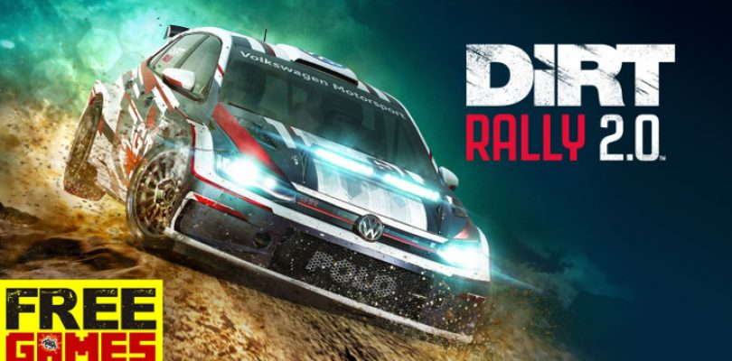 Free Games Vrydag: Dirt Rally 2.0 (PS4 + XBO)