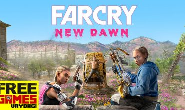 Free Games Vrydag: Far Cry New Dawn (PS4/XBO)