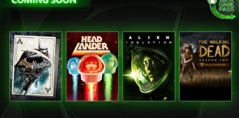 Return to Arkham, Alien Isolation and more are heading to Xbox Game Pass this month