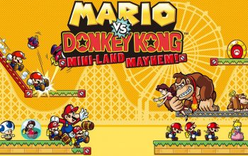 Blast from the Past: Mario vs. Donkey Kong:  Mini-Land Mayhem! (NDS)