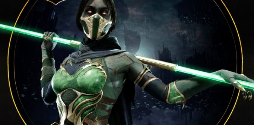 Jade joins the Mortal Kombat 11 roster