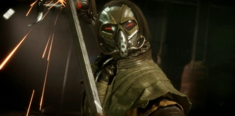 Kabal is in Mortal Kombat 11 and his fatality is pretty rough