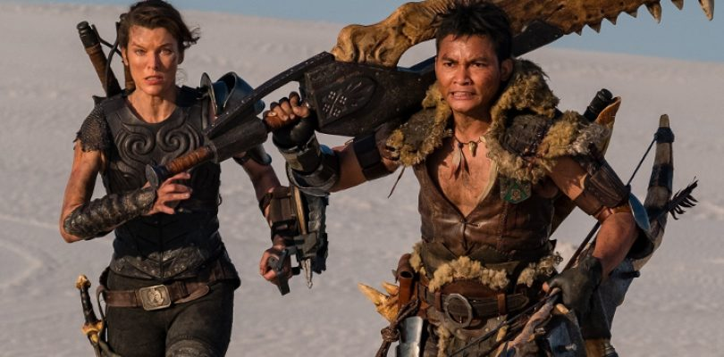 Monster Hunter Movie release date confirmed – 4 Sep 2020