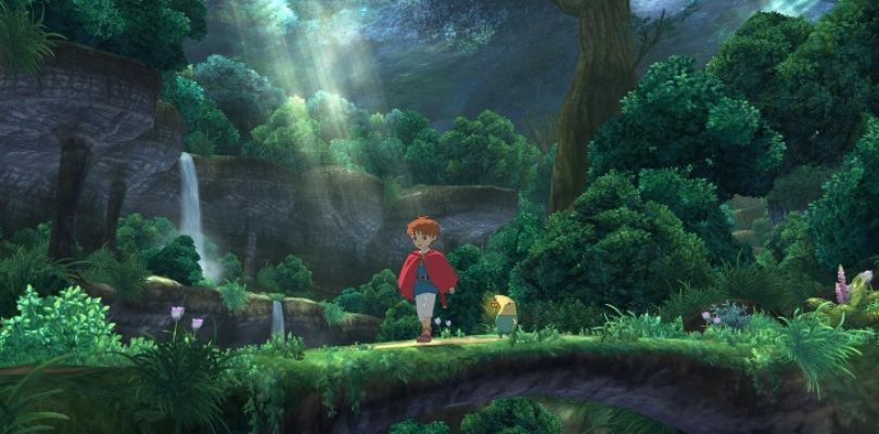Ni No Kuni is getting an animated movie adaptation in Japan