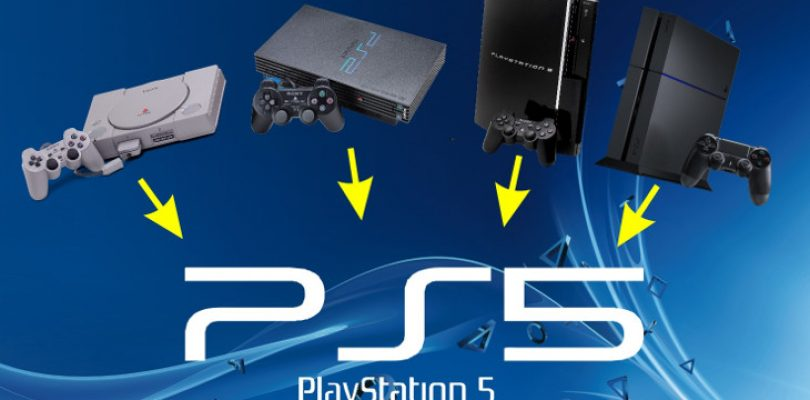 Sony registers another backwards compatible patent for the PS5