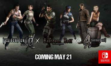 Resident Evil Zero, the original remake and 4 returns to where it all started, a Nintendo console
