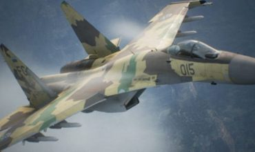 Ace Combat 7: Skies Unknown DLC trailer is a real headscratcher