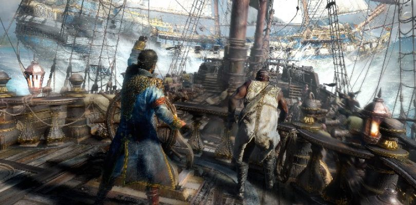 Despite not being out, Skull & Bones is getting a TV series