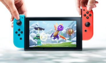 It looks like Spyro might glide to the Switch later this year