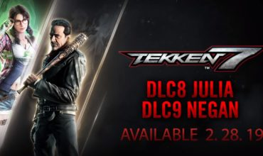 The last Tekken 7 DLC drops next week