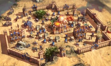 Petroglyph's Conan Unconquered will have you building bases in May