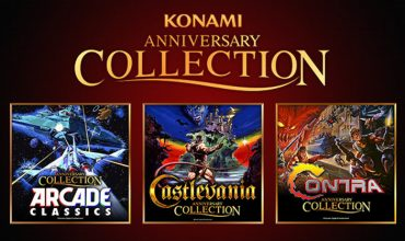 Konami Anniversary Collection includes Contra and Castlevania – launches in April