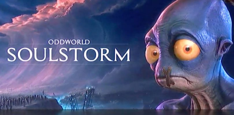 Get your first glimpse at Oddworld: Soulstorm