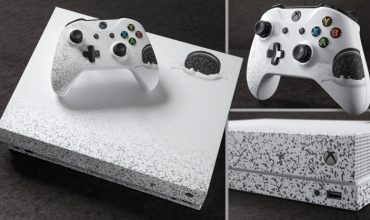 Special Oreo Xbox One that you definitely won't want to dunk