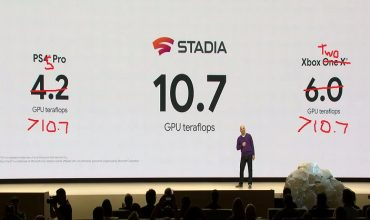 Rumour: Next-gen Playstation and Xbox more powerful than Stadia