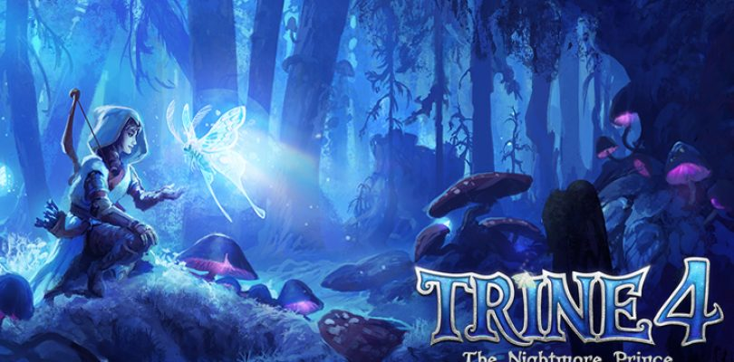 Step back into the world of Trine with its new installment
