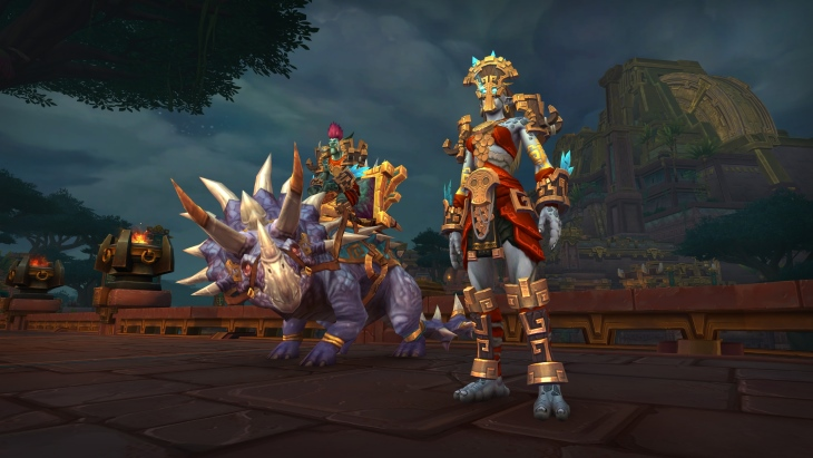 WoW patch 8 1 5 surges onto servers today with new allied