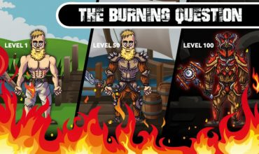 The Burning Question: Which section of a game do you like most?
