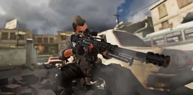 Call of Duty is officially heading to mobile