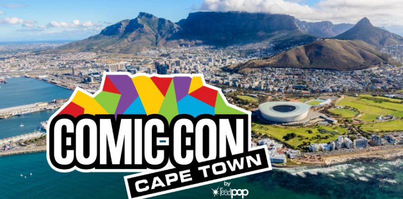 Comic Con Africa is officially heading to Cape Town in 2020