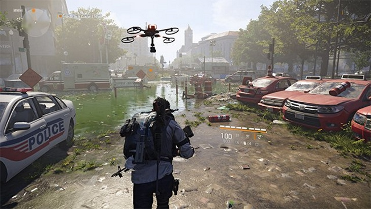 Last night's maintenance should help those disappearing Division 2