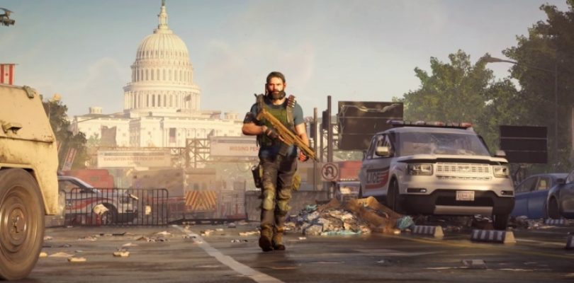 The Division 2's launch trailer wants you to save Washington DC