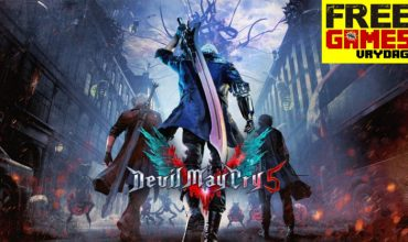 Free Games Vrydag: Devil May Cry 5 (PS4/XBO)
