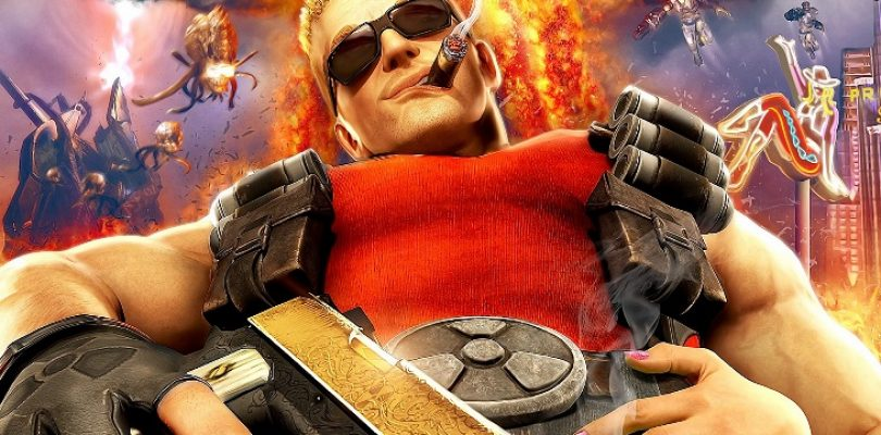 Gearbox is teasing us again, this time with Bulletstorm or Duke Nukem