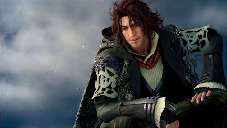 Episode Ardyn arrives, signalling the end of all things