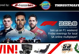Join us and Xbox Playdates for the 2019 F1 season and you could win big