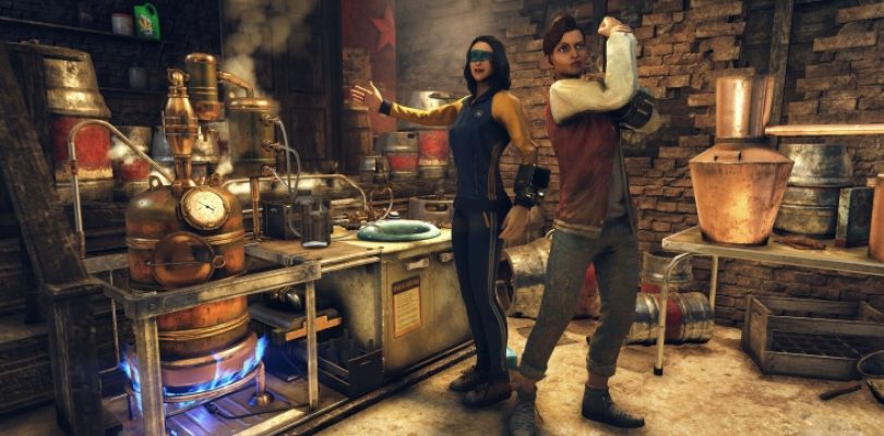 Fallout 76 will drive you to drink in March update
