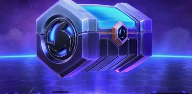 Heroes of the Storm is removing the real money loot box purchase