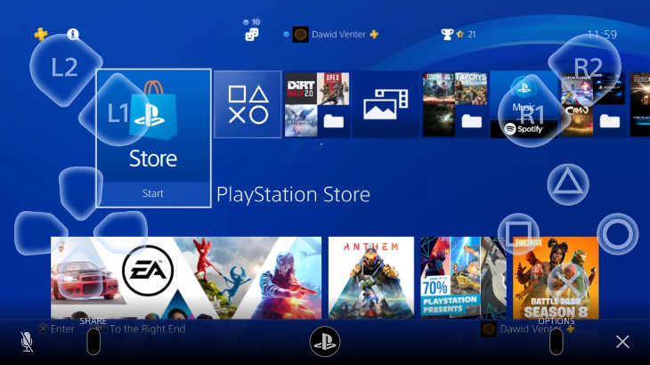 PS4 system 6 50 update brings remote play to iOS devices