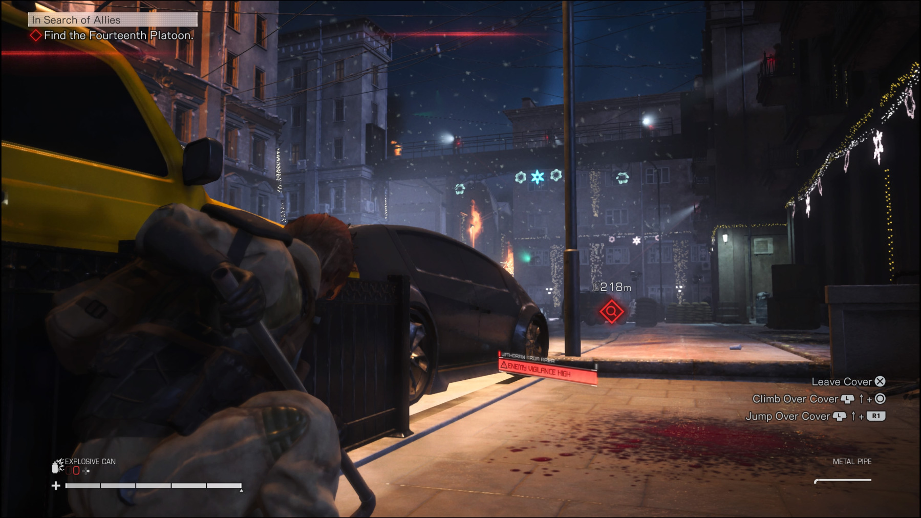Review Left Alive Ps4 Pro Sa Gamer