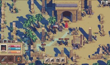Pathway is all about turn-based tomb raiding