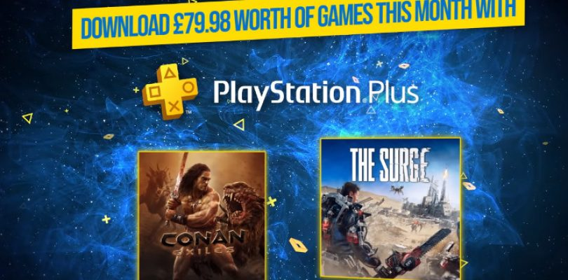 PS Plus games in April surges alongside a barbarian