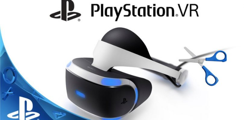 A wireless PSVR unit could be on the cards