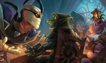 Hearthstone's baddies take centre stage in Rise of Shadows