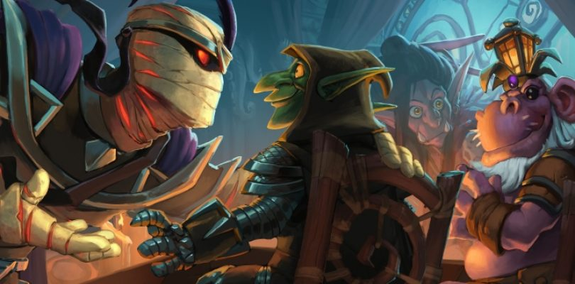 Hearthstone's Rise of Shadows has some fun looking cheap cards