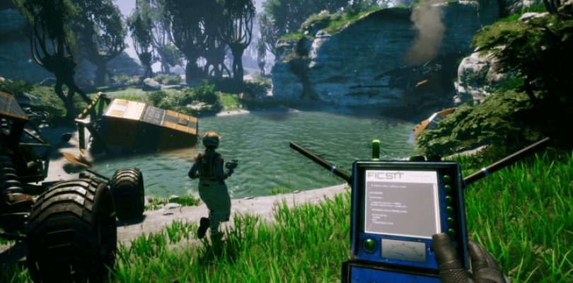Satisfactory is now available as an early access purchase